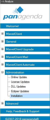 How to install Panagenda Marvel Client Essentials for Domino